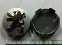 Колпачки в диски Peugeot. d=60 мм.