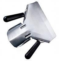 Совок для картоплі фрі, 200x230 мм, нержавіюча сталь, Hendi