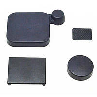 Набор крышечек защитных (на бокс, на линзу, на бат. отсек, на боковой отсек) для GoPro 3