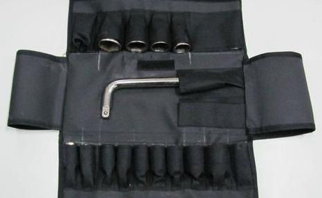Набор инструмента ЧН-60 (брезент)
