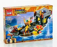 Конструктор Пиратский корабль 1307 BRICK