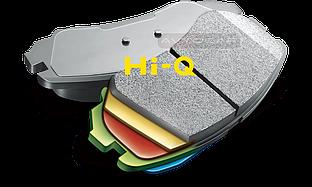 Колодки тормозные  TOYOTA CAMRY  производитель Hi-Q  SANGSIN