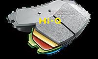 Колодки тормозные  TOYOTA YARIS 1.0 16V, 1.3 16V, 1.5TS, 1.5VVT-I 99-05 задн.  производитель Hi-Q  SANGSIN