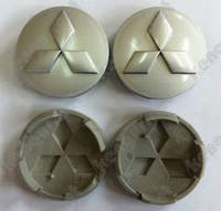 Колпачки в диски Mitsubishi. d=55 мм.
