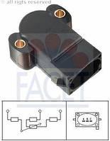 Датчик положения дроссельной заслонки (потенциометр) 7173046, 95BF9B989JB, 3853361 на Ford Fiesta, Escort