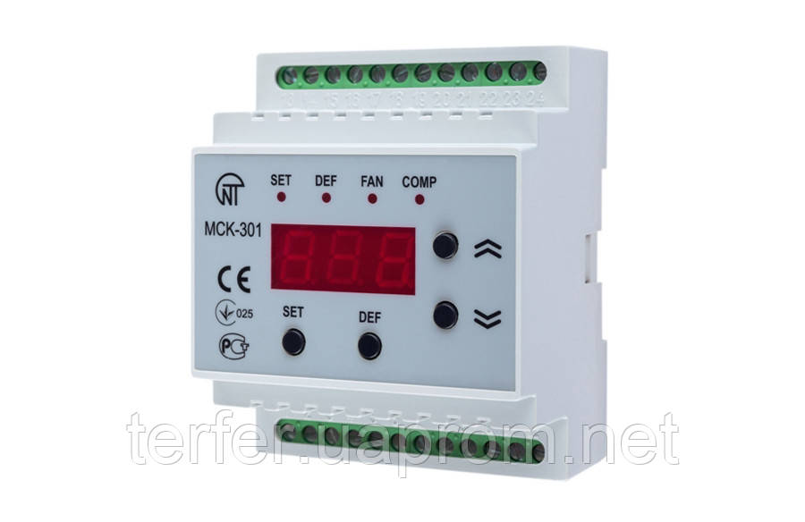 Контроллер МСК-301-3 Новатек Электро