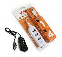 USB хаб концентратор 4 порта HUB #100013