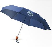 Автоматический зонт в три сложения, фото 1