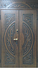 Входные двери двойные Афина Дабл