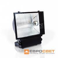 Корпус прожектора ЕВРОСВЕТ F-400 черный