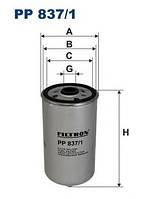 Фильтр топливный KNECHT KC102; MANN WDK725, WDK724; SAMPIYON CS1589M; WIX 95003E на MAN CLA