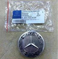 Колпачки в литые диски Mercedes