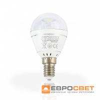 Лампа светодиодная Евросвет Р-5-4200-14С