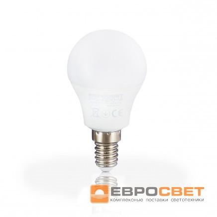 Лампа светодиодная Евросвет Р-5-4200-14