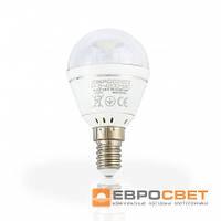 Лампа светодиодная Евросвет Р-5-4200-27С