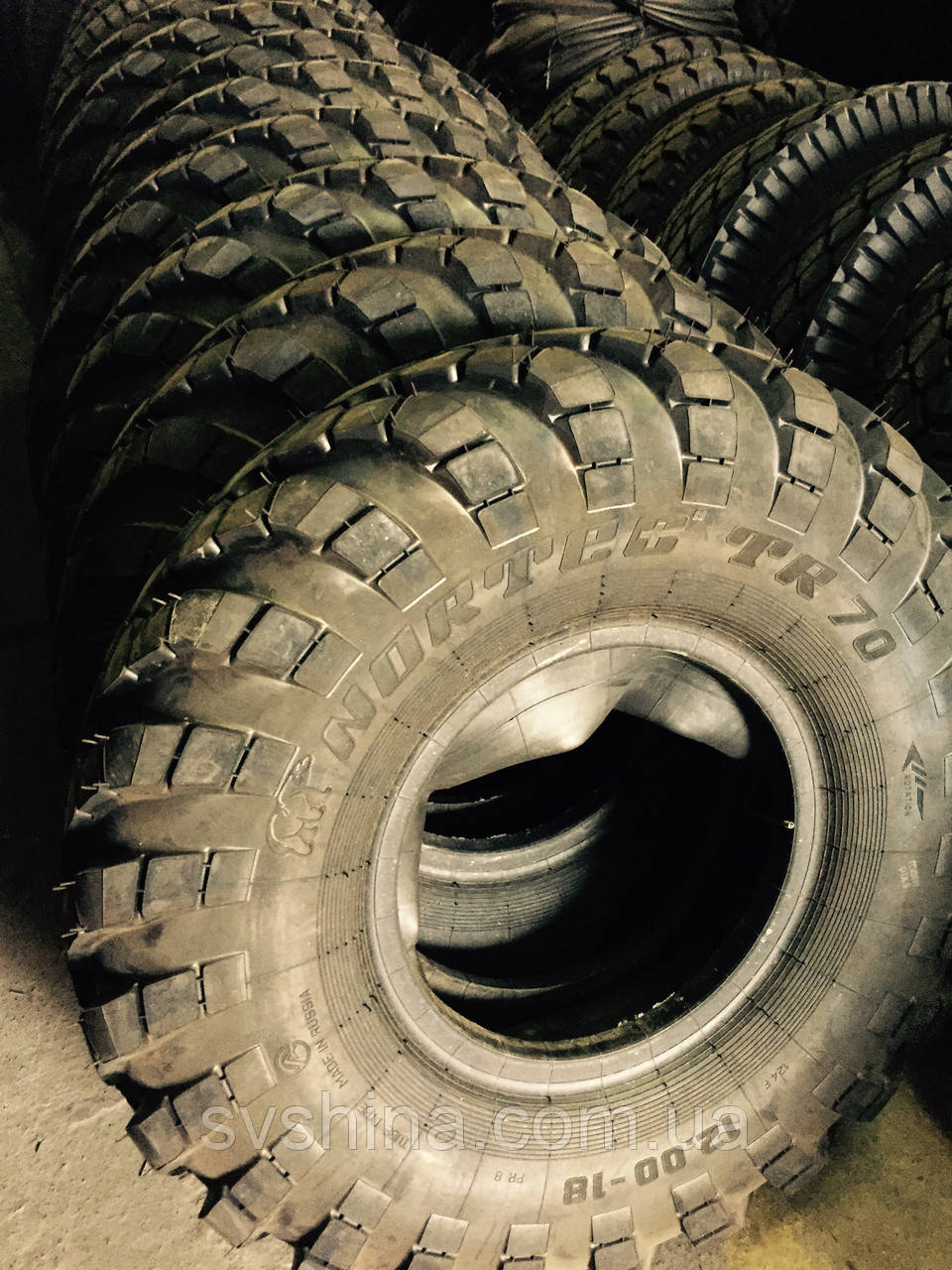 Вантажні шини 12.00-18 (320-457) Алтайшина NORTEC TR 70, 8 н. с.