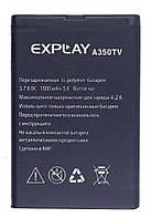Батарея (АКБ, аккумулятор) для Explay Blade (3.7V 1500 mah), оригинальный