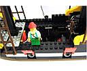Конструктор BRICK 307 пиратский корабль, фото 4