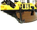 Конструктор BRICK 307 пиратский корабль, фото 5