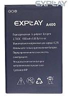 Батарея (АКБ, аккумулятор) для Explay A400 (1800 mah), оригинальный