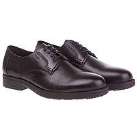 Туфли мужские Basconi (классические, черные, кожаные, на шнурках)