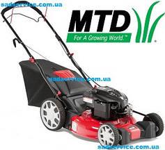 Запчасти для газонокосилок MTD