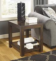 Придиванный столик из массива дерева 100