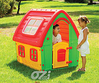 Детские игровые домики: маленькая модель взрослой жизни
