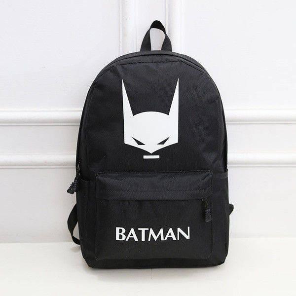 """Стильный городской рюкзак """"Бэтмен"""""""