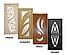 Дверь межкомнатная остекленная Тюльпан (Орех шоколадный), фото 6