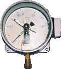 Манометр электроконтактный сигнализирующий ЭКМ-1У, фото 2