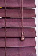 Декоративные жалюзи из дерева для окон и дверей под заказ производство