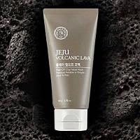 The Face Shop Jeju Volcanic Lava Peel Off Clay Nose Mask Маска с вулканической глиной против черных точек