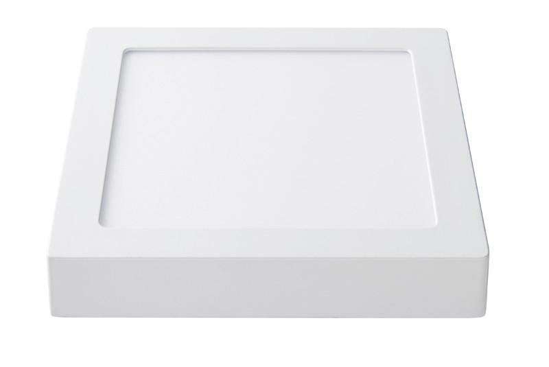 Светодиодный светильник 464SKP-12 12Вт 6400К 950Лм квадрат накладной Lezard