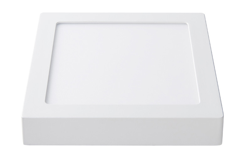 Светодиодный светильник 464SKP-18 18Вт 6400К 1440Лм квадрат накладной Lezard