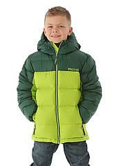 Пуховик детский для мальчика Marmot Boys Guides Down Hoody (73700)