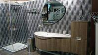 Тумба в ванную комнату с раковиной, фото 1