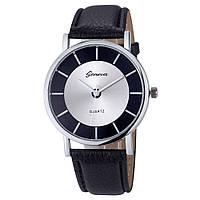Наручные часы Geneva унисекс/черные