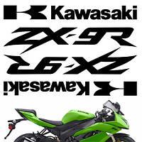 Виниловая наклейка на мотоцикл (от 20х20 см)