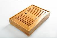 Чабань. Чайная доска. Бамбук. Чабань для чайных церемоний. Для китайского чая.