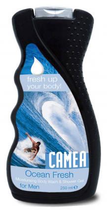 Мужской гель для душа CAMEA Ocean Fresh 250мл, фото 2