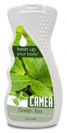 Гель для душа CAMEA с экстрактом зеленого чая 250мл, фото 2