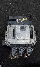 Блок управління двигуном (Bosch) Рено Сценік 2/Меган 2 1.9 DCI б/у