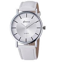 Наручные часы Geneva унисекс/белые