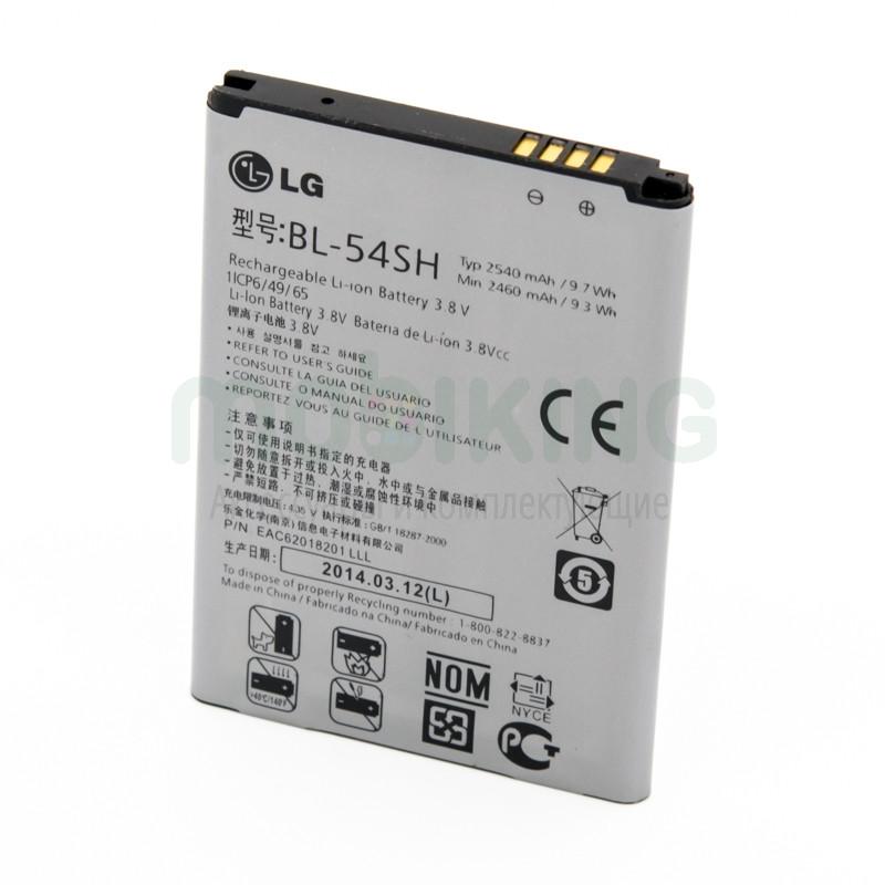 Оригинальная батарея на LG D405/D410 (BL-54SH) для мобильного телефона, аккумулятор для смартфона.