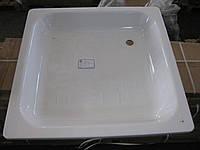 Душевой поддон Koller Pool 80x80x15 стальной