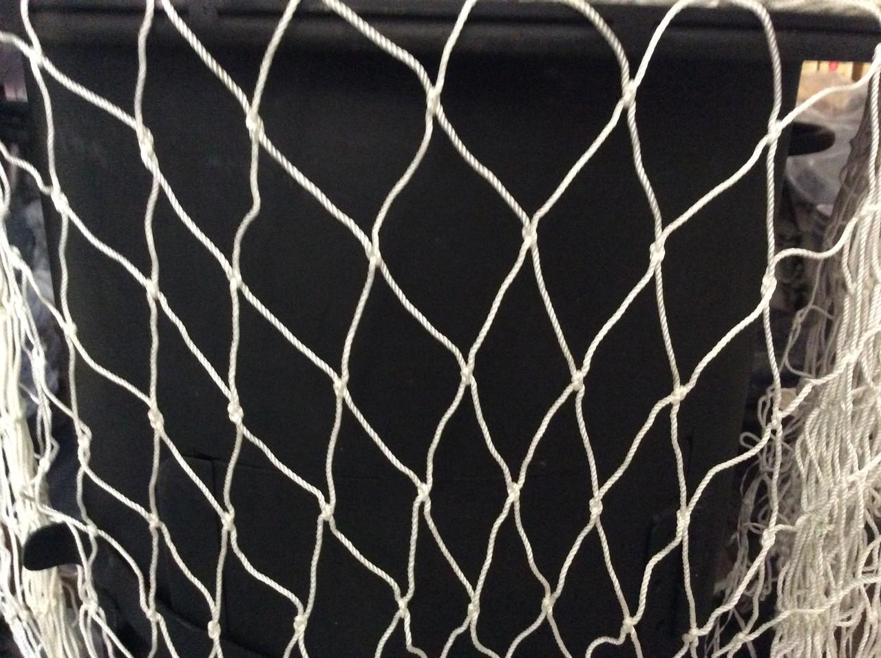 Сетка капроновая ячейка 50мм нитка 2,2мм белая