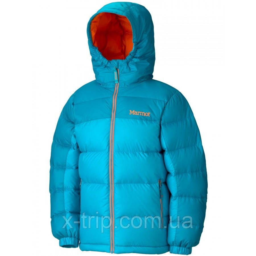 Пуховик детский для девочек Marmot Girl's Guides Down Hoody 78170 - Kamchatka - туристическое снаряжение! в Днепре