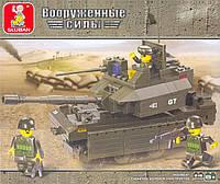 Детский конструктор «Сухопутные войска» M-38 B 0287