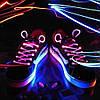 Шнурки светящиеся Light UP Shoelaces Glow #100190
